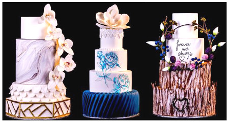 latest wedding cakes 2018 upcoming cake trends 2018 lyons den cakes high quality 16755